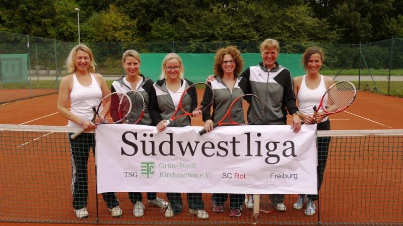 Tennisdamen trainieren mit Just Functional
